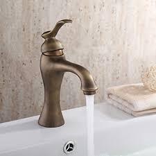 antique brass bathroom faucet. Centerset Antique Brass Bathroom Faucet