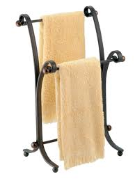 towel stand bronze. For Vanity By Sink Amazon.com - InterDesign York Metal Fingertip Towel Stand, Bronze Free Standing Rack Stand