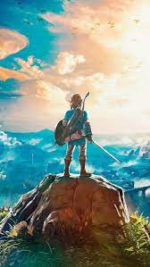 Zelda, game, switch, HD mobile ...
