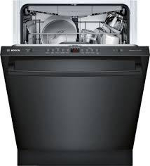 Bosch Dishwasher Red Light Shxm4ay56nbosch 100 Series Dishwasher 24 Black Black