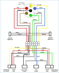 wire 4 pin trailer wiring diagram view diagram trailer with 5 wire 7 Plug Truck Wiring Diagram 4 wire to 5 wire trailer wiring diagram wiring diagram collection rh galericanna com