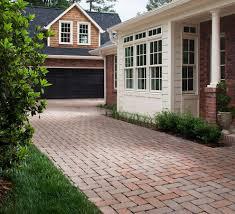 Outdoor Brick Paver Patio Designs Interesting House Brick Driveway Landscape Patio Brick Paver
