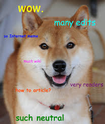 dodge dog breed. Fine Breed Doge Meme Relating To Wikipedia In Dodge Dog Breed
