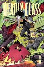 Deadly Class #37 CVR B Johnson - Image Comics - Zeus Comics