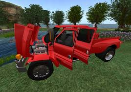 Second Life Marketplace - ** PRICE REDUCTION** Big Jim Dually Pickup ...