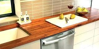 best finish for wood countertops waterlox wooden previous waterproof