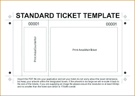 Draw Ticket Template Raffle Drawing Template Prize Free Door Tickets Printable Guapamia Co