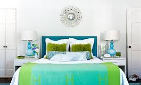 dazzling blue and green bedroom abstract weup co pertaining to prepare 14 walls paint