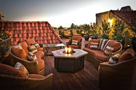 gas fire pit on wood deck gas fire pit patio traditional with stone round tables can gas fire pit on wood deck