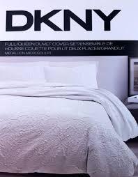 beautiful dkny white duvet cover duvet cover dkny city pleat king duvet cover in white