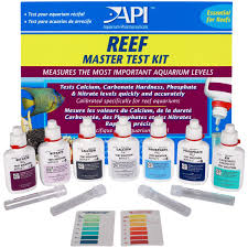 Master Test Kit Chart Api Tm Reef Master Test Kit By Aquarium Pharmaceuticals At