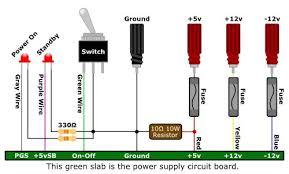 convert an atx computer power supply into a bench top power supply step 3 wiring the power supply up
