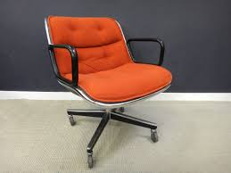vintage office chair. Vintage Knoll Office Chair