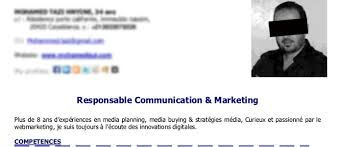 Want To Find A Job In France How To Create The Perfect French ResumeCV Beauteous Resume In French