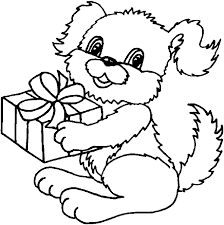 Small Picture Cute Puppy Pictures To Color Children Coloring