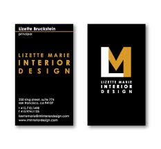 LM Interior Design Logo Website Email On Behance Kassinteriordesign - Best  Business Cards Design Ideas