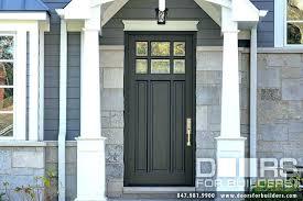 panel front door 6 panel exterior door panel front door black glass glass panel exterior door