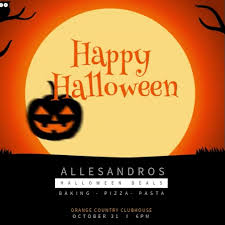 halloween template flyer halloween flyer templates postermywall