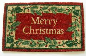 christmas door mats outdoor. 10 Ideas For Home Christmas Decorations The Natural Abode Door Mats Outdoor I