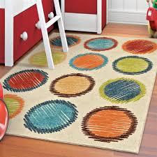 kids area rug space