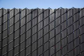 Image Paolo Vi Privacylink Update Chain Link Fences With Decorative Privacy Slats