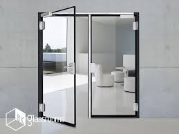 double fire door