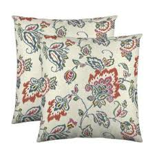 Tangerine Decorative Pillows