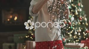 Untangle Christmas Tree Lights Hd