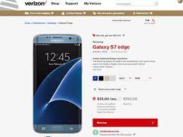 Samsung Galaxy S7 edge new Blue Coral edition