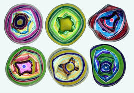 chihuly cups art project artchoo com