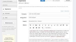 Unusual Linkedin Resume Generator Gallery Entry Level Resume