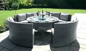wicker dining table and chairs rattan garden dining furniture images of round rattan garden furniture rattan