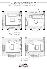 floor plan furniture layout. How To: Large Living Room Layout Ideas // Jordan Interiors Floor Plan Furniture L