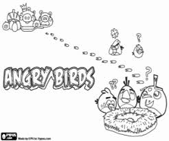 Small Picture Angry Birds coloring pages printable games