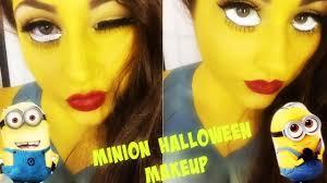 minion makeup 2016