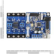 wild thumper controller board rob 11057 sparkfun electronics wild thumper controller board