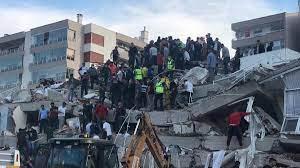 İzmir'deki depremde can kaybı 25'e yaralı sayısı 804'e yükseldi - Son  dakika haberleri