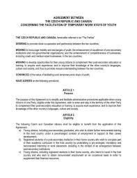 Example Of Agreement Letter Between 40732712244851 Examples Of