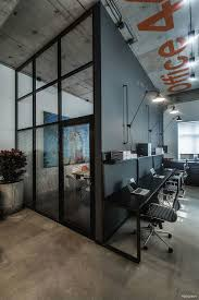 office design online. Offices With An Industrial Interior Design Touch | Vintage Style Office Online E