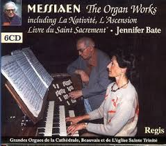 messiaen organ works messiaen complete organ works pq classical reviews may2002