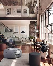 Attic penthouses  spacious, cozy and quite dramatic