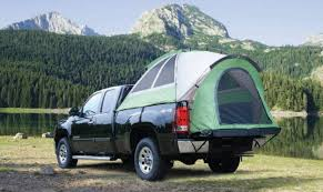 Pickup Truck Camping Bed Tent - Awesome Stuff 365