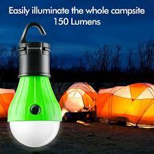 Fly2sky Tent Lamp Portable Led Tent Light 34 Packs Fly2sky