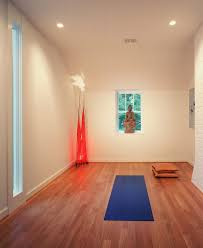 home gym lighting. floor pillows for yoga and meditation home gym contemporary with mat l listed semi lighting