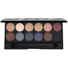 storm palette i divine sleek makeup