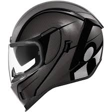 Icon Airform Helmet Conflux Black