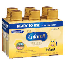 Enfamil Newborn Formula Feeding Chart Enfamil Premium Infant Formula Ready To Feed