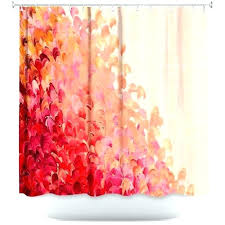 artistic shower curtains pink and teal shower curtain artistic shower curtains creation in color c pink