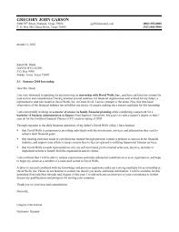 finance cover finance internship cover letter samples vault com