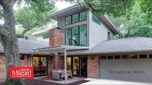 milgard aluminum series windows and patio doors